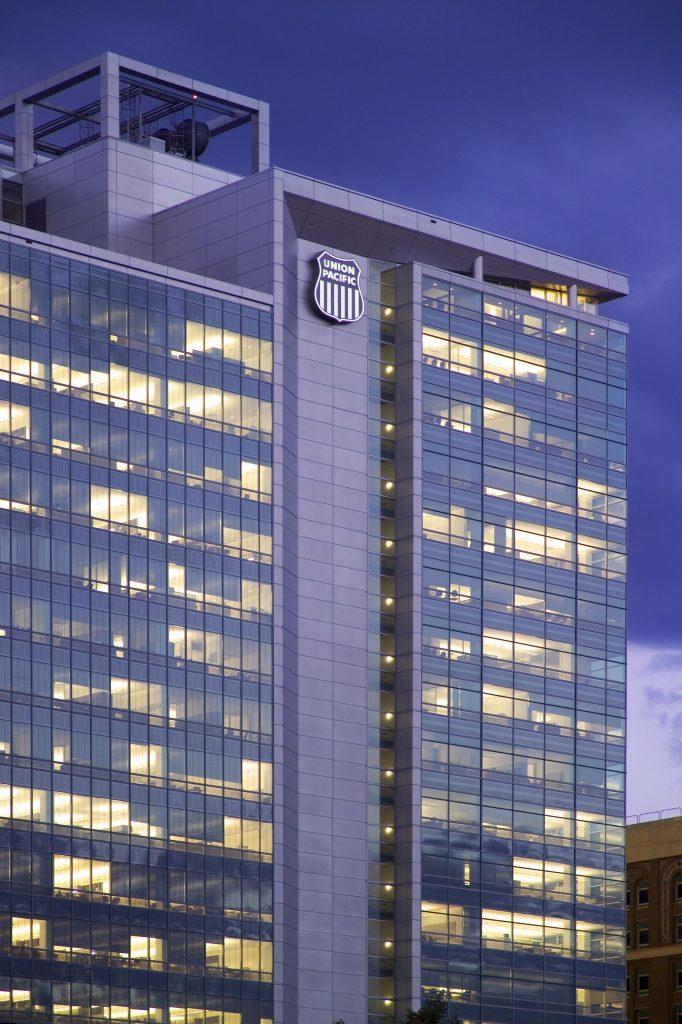 Union Pacific Center Ip Design Group