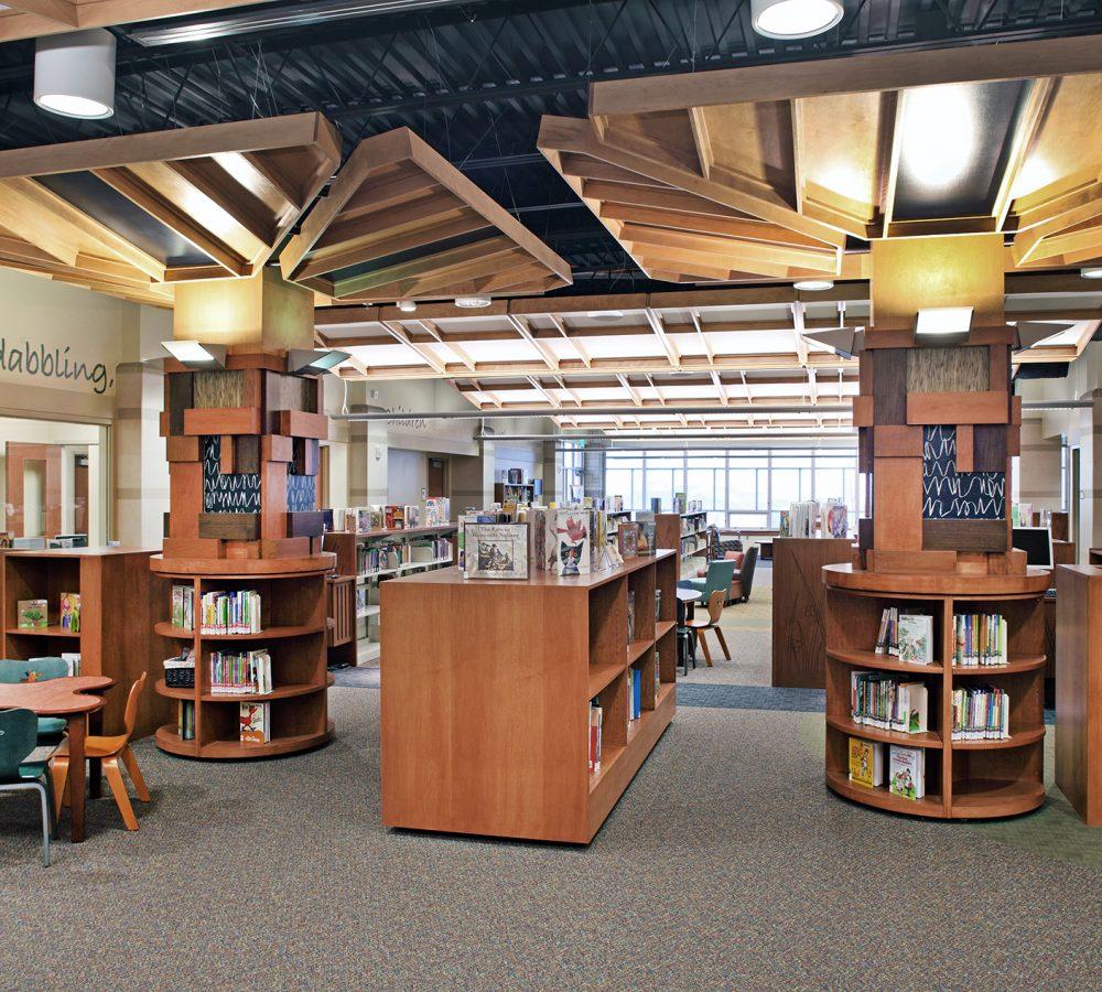 saddlebrook-library
