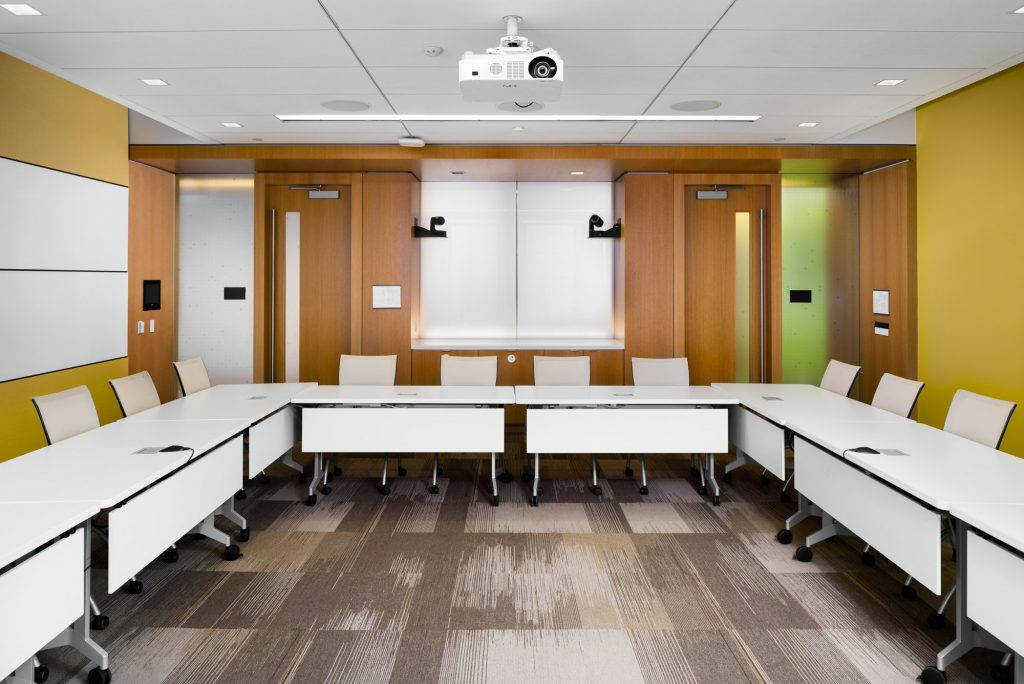 Enable Midstream conference room