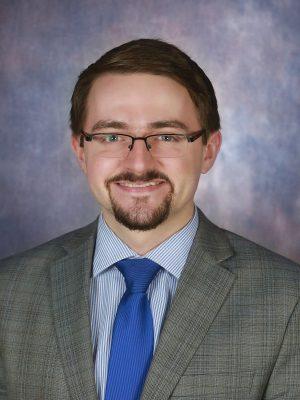 Headshot of Sam Underwood for IP Design Group
